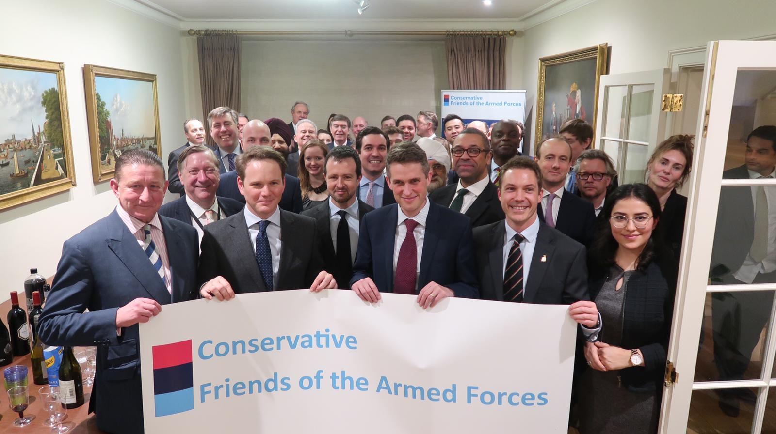 CF Armed Forces 2019